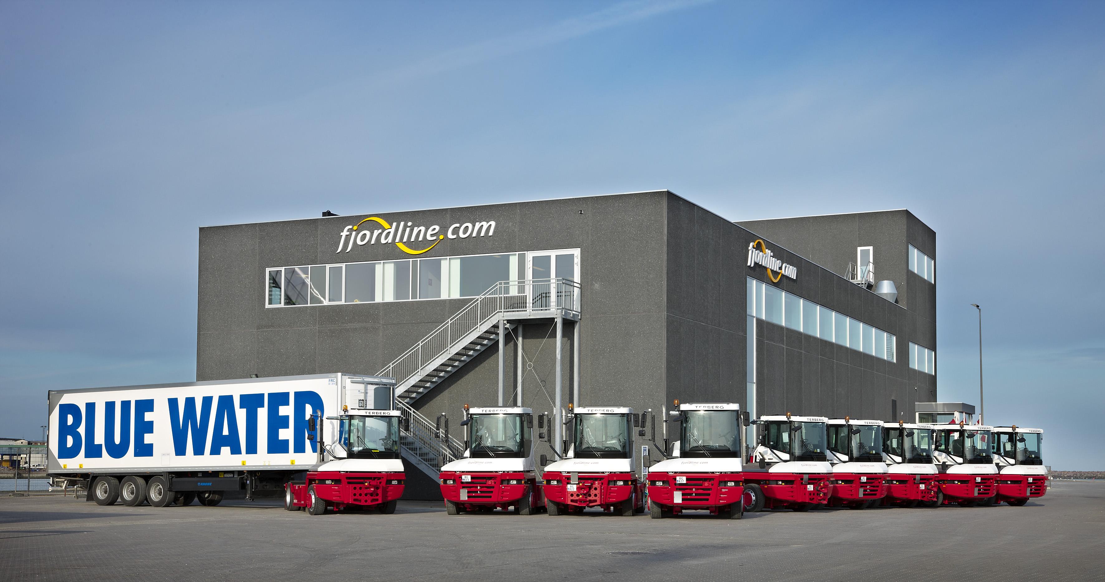 ТПАС поставило тягачи Terberg одному из крупнейших логистических операторов РФ